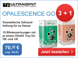 Ultradent Opalescence Go 3+1