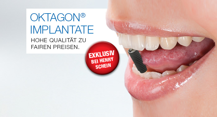 Oktagon Implantate