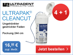 Ultradent Products Ultrapak CleanCut 4+1
