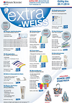 extra weiss Angebote bis 30.11.2014