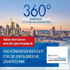 ConnectDental 360 Grad Kongress in Frankfurt am Main Skyline